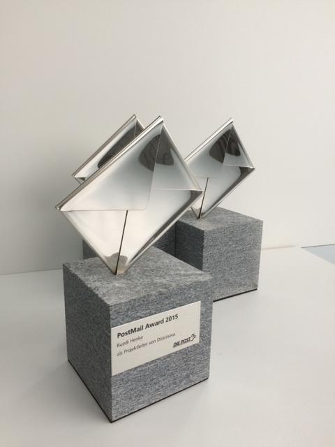 Kreation und Produktion eines neuen Post Awards
