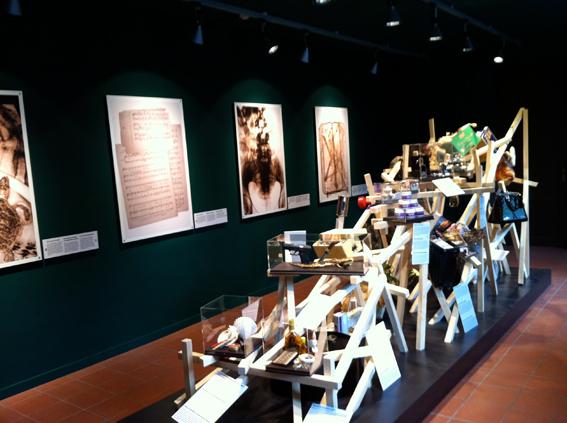 Raumgestaltung und Objektbau Museo Doganale